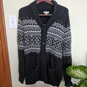 Sonoma warm cozy wool cardigan